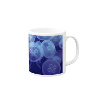 クラゲ Mugs