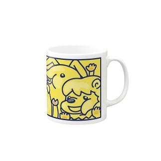 何か生まれる! Mugs