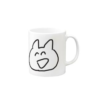 犬っぽい動物 Mugs