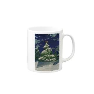 もうすぐクリスマス Mugs