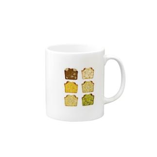 パウンドケーキ Mugs