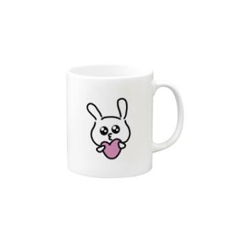 うさぴえん Mugs