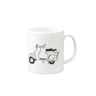 bike マグカップ