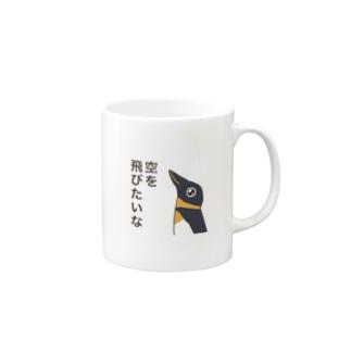 ペンギンのペンたん Mugs