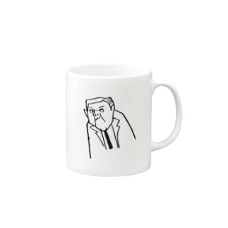 おやじ Mugs