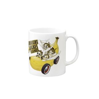 SJL[CARTOON] マグカップ