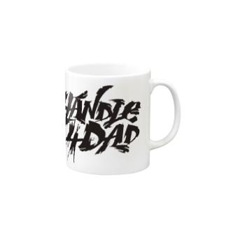 H4Dロゴ Mugs