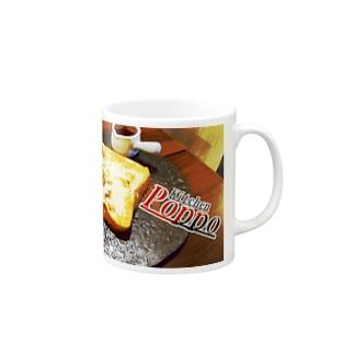 KitchenPoppoのフレンチトースト Mugs