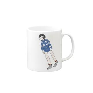 オーバードーズ Mugs