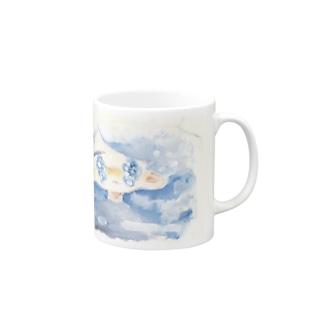 サイダー女子 Mugs
