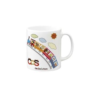 コチパTrain Mugs