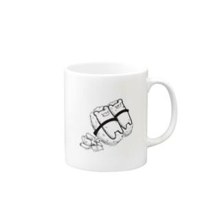 にぎり Mugs