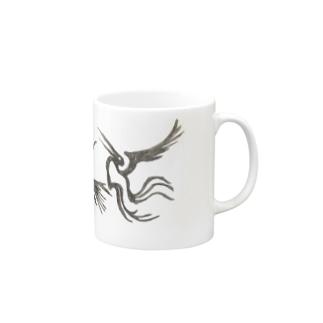 飛べるかな Mugs