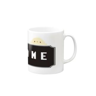 I♥GAMEぴよ Mugs