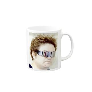 anondの斉藤さん Mugs