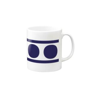 MID CENTURY STYLE Mugs