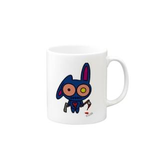 デヴィ Mugs