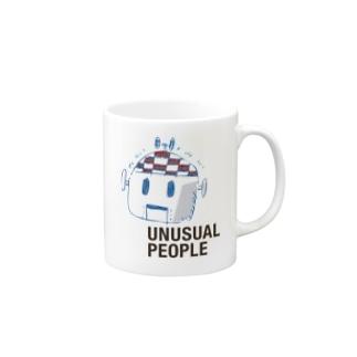 Unusual People Mugs