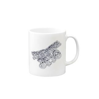 HRBW'S ALL NAME Mugs