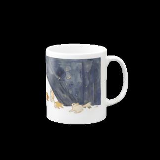 SCHINAKO'Sの月と太陽 Mugs