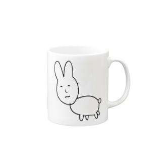 うさぎたん Mugs