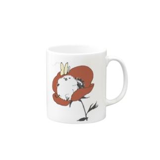 アネモネにのって Mugs