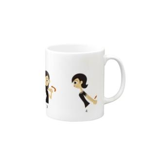 ストレッチ Mugs