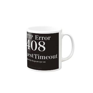 HTTP Error 408 Request Timeout team Northern Lights Mugs