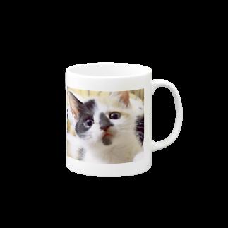 【Noir SHOP】のMimi-chan** Mugs