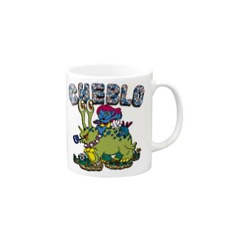 CHEBLO'S Mugs
