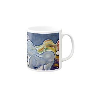 情熱の冷たさ Mugs