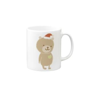 くまんた Mugs