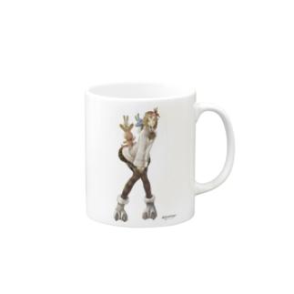 ジュジュさん ~バニースタイル~ Mugs
