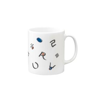 はる・하루・HARU Mugs