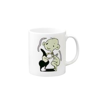 よけいなもの Mugs