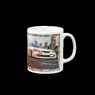 【公式】USJDM.netのUSJDMオリジナル商品2 Mugs