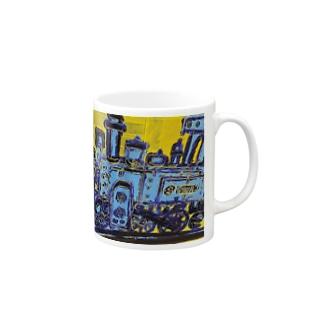 DBくん Mugs