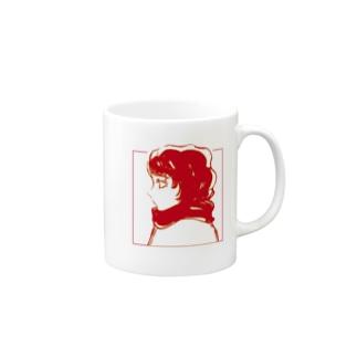 RED WINTER Mug
