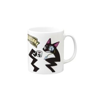 えいくらのワンダフルデイズマグカップ(カラー) Mugs