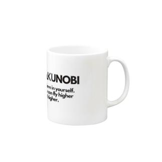 爆伸びグッズ Mugs