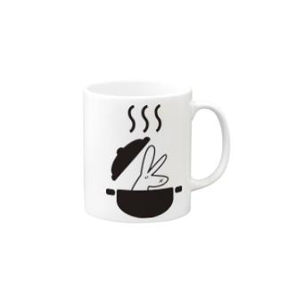 しゃうさぎ Mugs