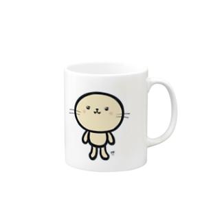 みみなしうさちゃん Mugs