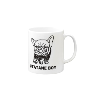 UTATANE  BOY Mugs