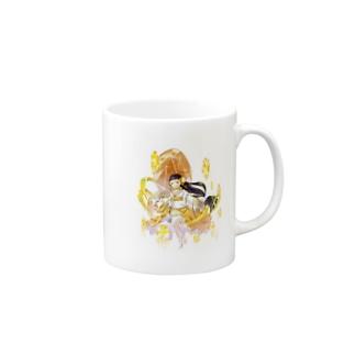 琥珀姫 Mugs