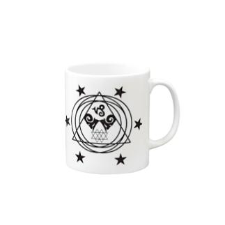 山羊座 Capricorn Mugs
