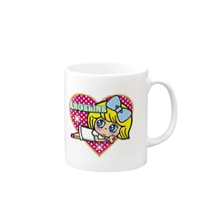 ハート♡Angeline Mugs