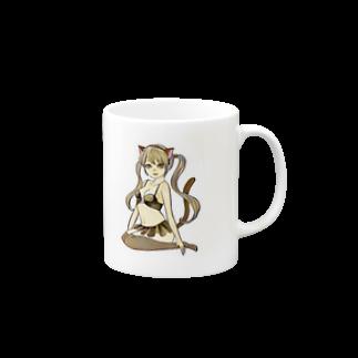 An'reiya 【 team✩ALB 】のねこみみ♡ Mugs