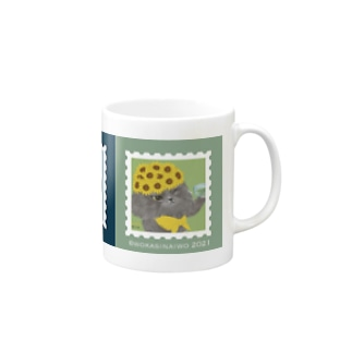おかかとあかっちとグレッチ Mugs