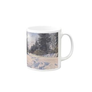 Nature wander Mugs