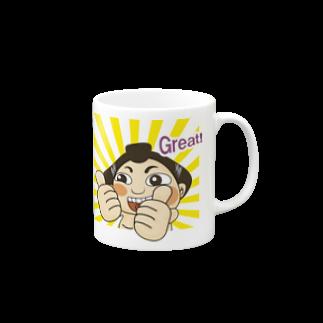 TokyoSienneの「Great👍!」〜どすこい!気ままに相撲ライフ〜 Mugs